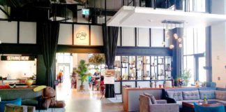 The Daily, Bench Brunch, Rove hotel