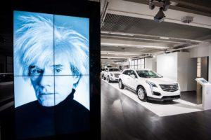 Cadillac, in partnership with The Andy Warhol Museum, reveals final exhibition of Letters to Andy Warhol