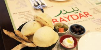 Bread at Baydar