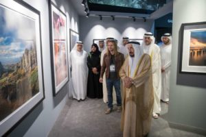 Sultan Al Qasimi Opens Second International Photography Festival Xposure 2017