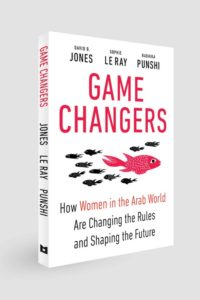 'Game Changers', Book on Arab Women Leaders