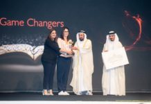 Game Changers, Book on Arab Women Leaders