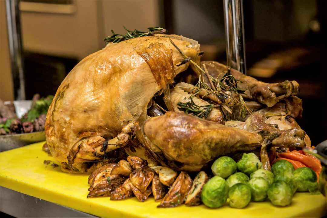 Celebrate the festive season with a traditional roast for How to cook a 7kg turkey