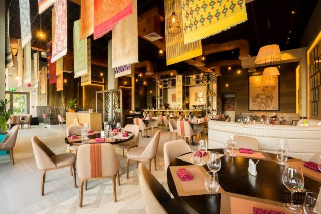 Gursha, the Palm Jumeirah's Award-Winning Restaurant