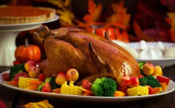 Hilton Abu Dhabi gives thanks for a bountiful year with two Thanksgiving meals.