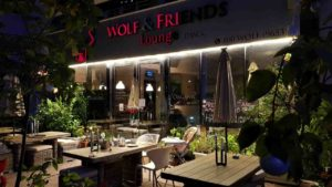 Wolf & Friends Lounge Jumeirah Lake Towers (JLT)