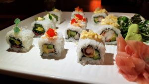 Sushi DXB Grill