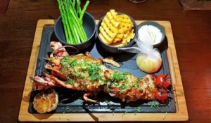 Red Lobster, DXB Grill