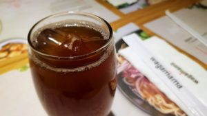 Iced Peach Tea Wagamama