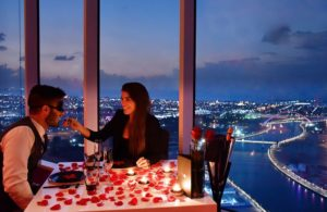 Valentine's Day at W Dubai –Al Habtoor City