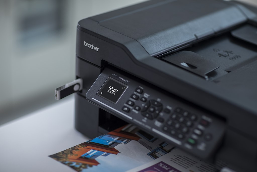 Brother International launches new feature-laden inkjet