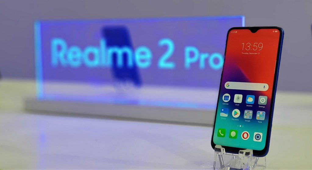 RealMe 2 Pro India's most awaited smartphone for millenials launches