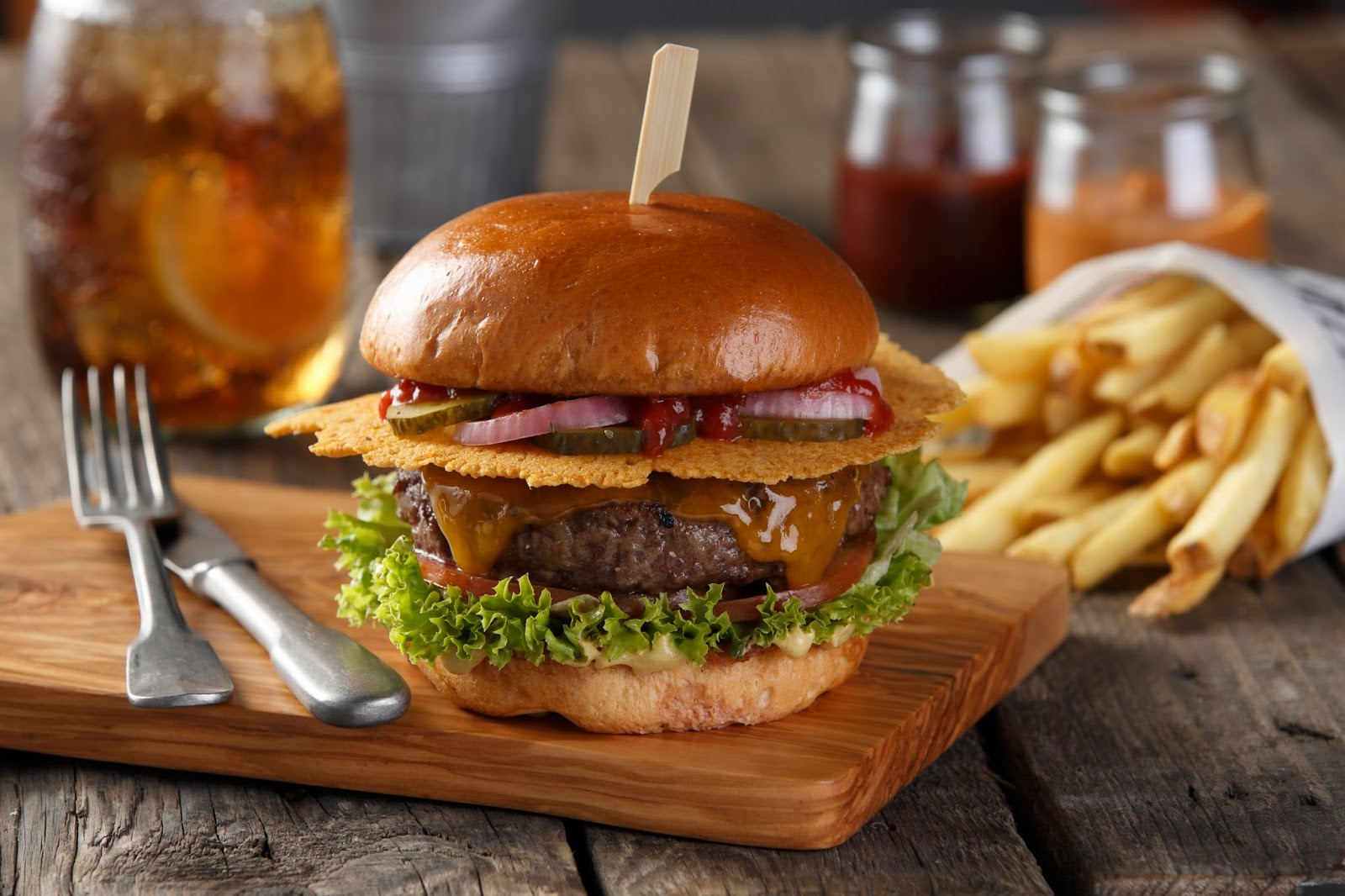 Blaze Burgers - Redefining The Premium Fast Casual Burgers Segment